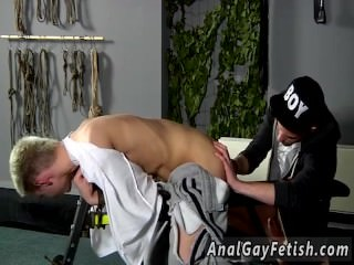 Big fetish vid xxx gay twink small hairless