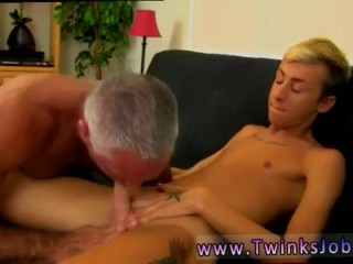 Senior sex man gay old  of wet pussy