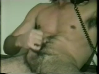 Sweet queer enjoys masturbating his shaft in hot solo clip