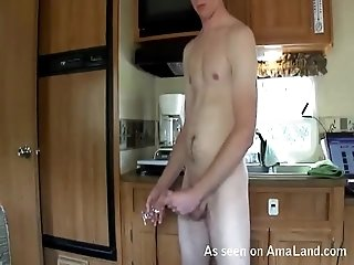 Hot Twink Says: How About a Nice Cup Of Jizz?